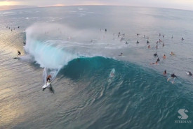 Eric Sterman Oahu Pipeline North Shore