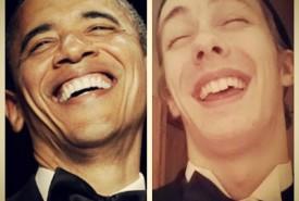 President Obama Chaz Rorick