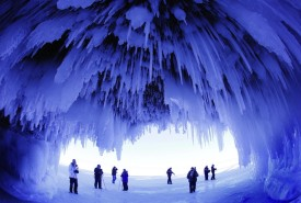 Wisconsin Ice Caves - Smatterist